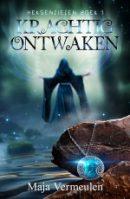 Boekomslag Krachtig Ontwaken van Maja Vermeulen door MaryDes Designs