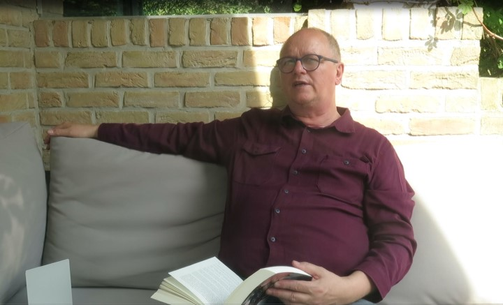 Interview met Raymond Rombout